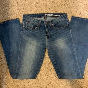 Jeans size 2 perfect boot cut